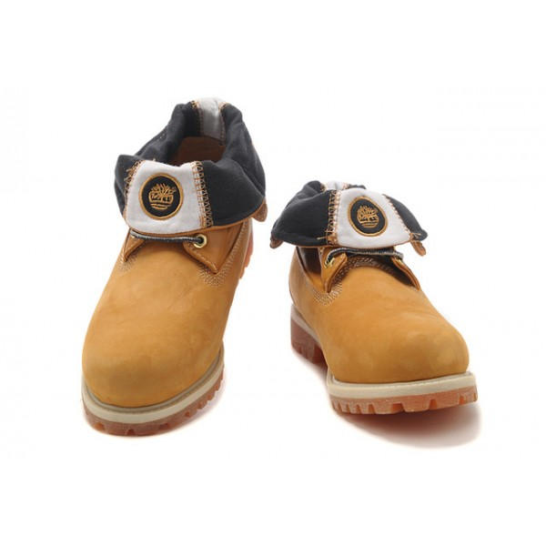 sports shoes e70d2 0c9ff ... Timberland Roll-Top Boots ...