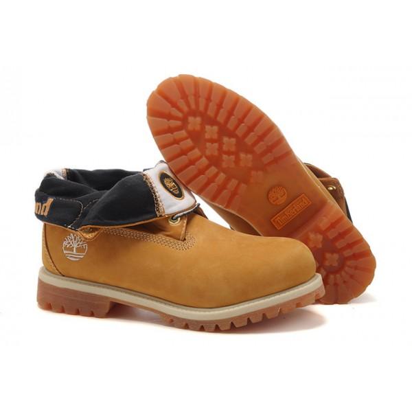 cf0cb29b8adf Timberland Roll-Top Boots — мужские стильные ботинки