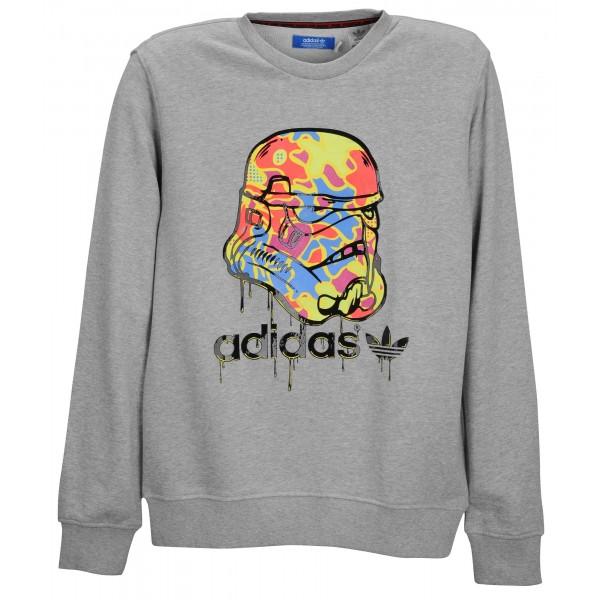 adidas Originals Star Wars Sweatshirt - мужская толстовка, купить, отзывы.