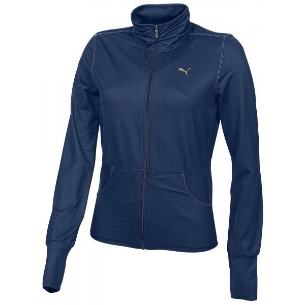 9bf1836c2a64 PUMA Denim Jacket — женская легкая спортивная куртка