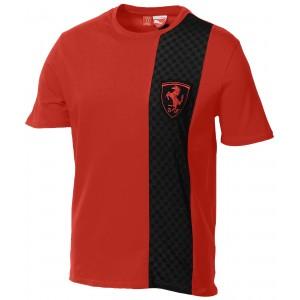 футболка пума с логотипом феррари - Магазин прикольных толстовок.