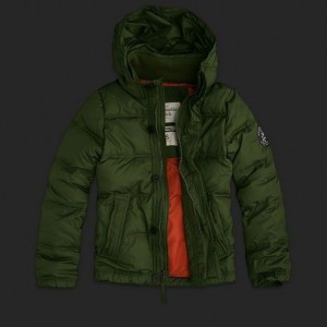 Abercrombie & Fitch Down Jacket 1306