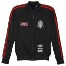 adidas Originals Star Wars Track Top - мужская легкая спортивная куртка...