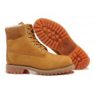 Timberland Premium Waterproof Shearling Lined