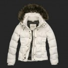 Abercrombie & Fitch Womens Fur Down Jackets 1081