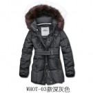 Abercrombie & Fitch Womens Fur Down Coat WH-03