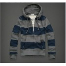 Abercrombie & Fitch Down Striped Hoody