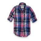 Abercrombie & Fitch Men's Shirts A50