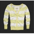 Abercrombie & Fitch Womens Sweaters Stripes